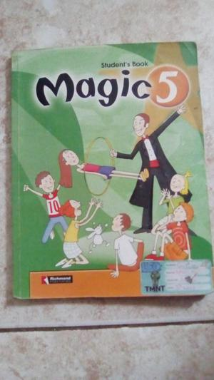 Libro Magic 5