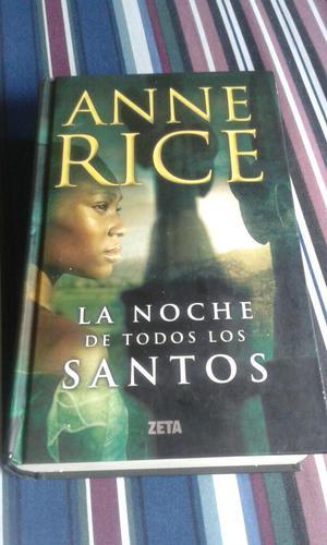 Libro de Anne Rice