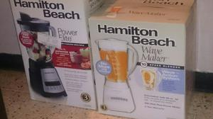 Licuadoras Hamilton Beach