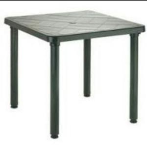 Manaplast mesa cuadrada mayor y detal 100 posot class for Mesa cuadrada