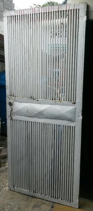 Reja Protector para Puerta Principal