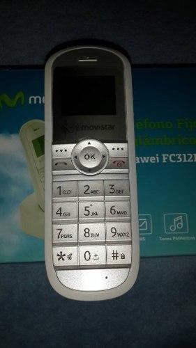 Telefono Fijo Inalambrico Huawei Fc312e Movistar