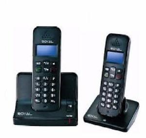 Telefono Inalambrico Dual Royal Rti-612