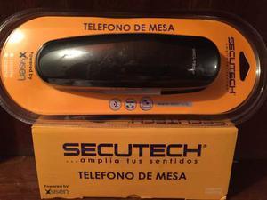 Teléfono De Mesa Secutech