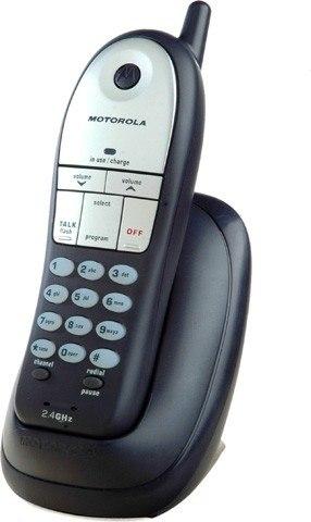 Teléfono Inalambrico Motorola Mod.