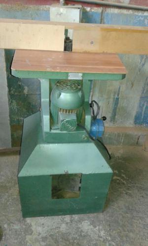 Trompo industrial para carpintería en perfecto estado