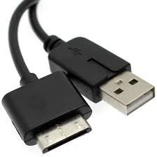 2 En 1 Usb Cable De Data Transferencia Cargador Sony Psp Go