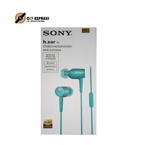 Audifono Sony Mano Libre Garantia Mdr-ex750na