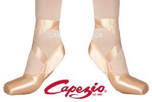 Capezio Demi Zapatillas Punta Ballet Importadas