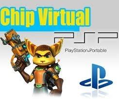 Chip Virtual De Psp -psp + 2 Juegos Y 3 Temas