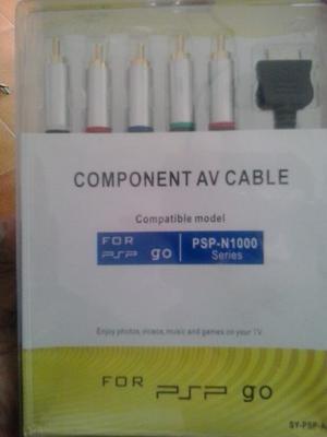 Component Av Cable Psp Go-psp-n Serie