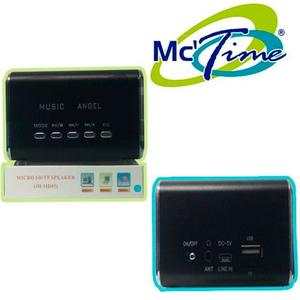 Corneta Angel Music Mp3 Micro Sd