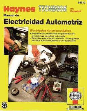 Electricidad Automotriz,libro Pdf,llevate Un Regalo!!