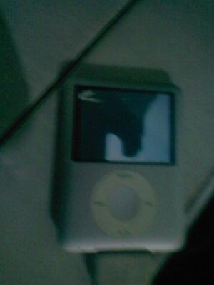 Ipod Classic 4gb Para Reparar Ojo Pantalla Partida