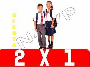 Patrones Escolares Imprimibles. Uniformes De Niño Y Niña