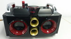 Radio Portatil Fm/ Usb/ Sd/  Watts