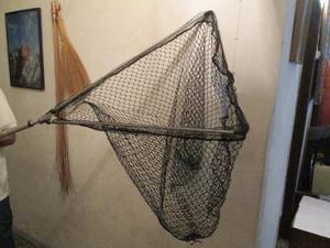 Red De Pesca Grande En Buen Estado Oferta