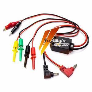Set Cables Puntas Repuesto Tester Fuente Poder Punto Venta