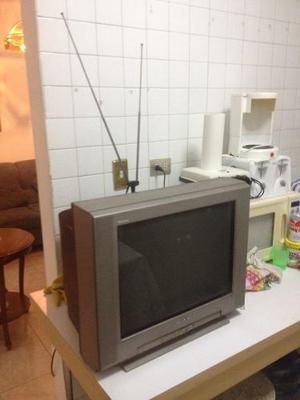 Televisor Sony Tinitron 21 Pulgadas