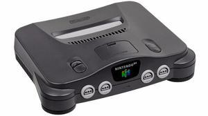 Consola De Nintendo 64