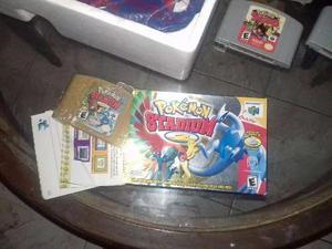 Juego Nintendo 64 Pokemon Stadium 2