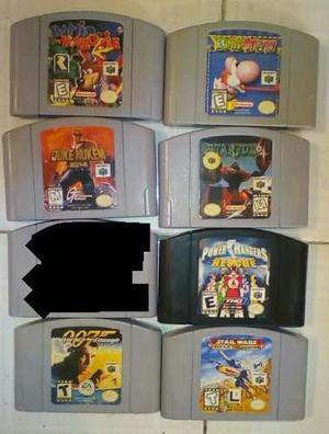 Juegos De Nintendo 64