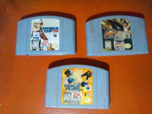 Juegos De Nintendo 64 Deporte