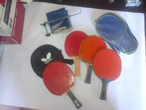 Raketas Para Ping Pong En Oferta Profecional Y Semi