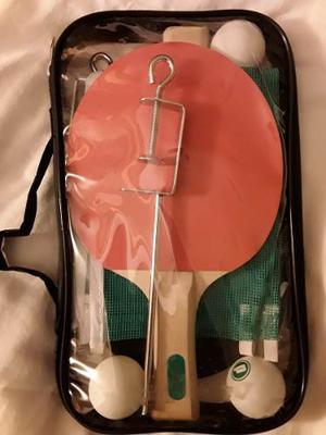 Raquetas De Ping Pong / Tenis De Mesa Juego Completo.