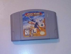 Star Wars: Rogue Squadron Nintendo 64