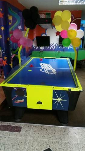 Vendo Mesa De Air Hockey En Perfecto Estado, En Macbo