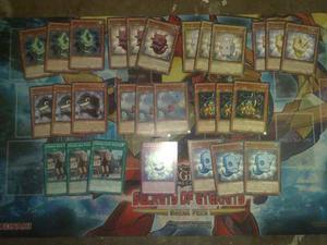 Cartas Yugioh (decks Y Bases)