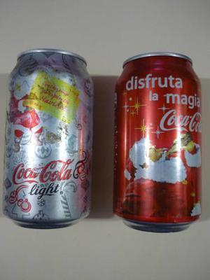 Coleccionable Serie Navidad Edición Especial Coca Cola