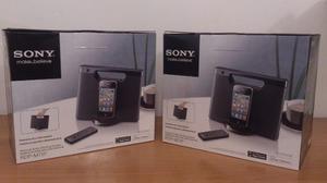 Corneta Sony C Base Para Ipod, Iphone Y Entrada In Rdp-m7ip