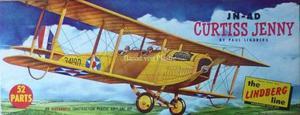 Curtiss Jenny Jn 4d (avion) Marca Lindberg