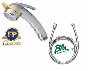 Ducha Telefono Fp Kit Legend Manguera Bm De 1.5mts