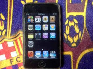 Ipop Touch 2da Generación, 8gb, En Perfectas Condiciones.