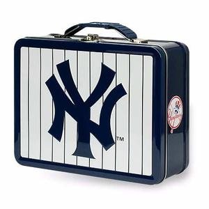 Lonchera Metálica Yankees New York