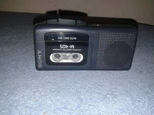 Mini Grabador Sony Para Reparar O Repuesto