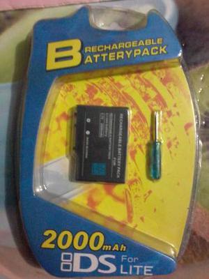 Batería Ds Lite + Destornillador