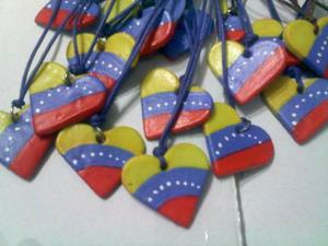 Collares De Venezuela En Masa Flexible