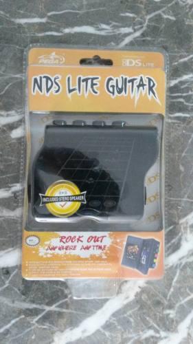 Guitarra Para Nds Nintendo Ds Lite Original