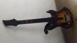 Guitarra Wii Guitar Heroe