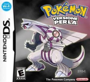 Juego Nintendo Ds Pokemon Perla Nuevo