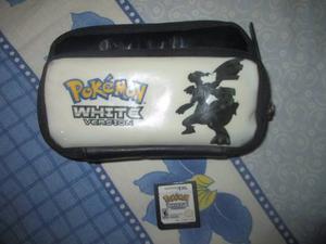 Juego Pokemon White Versión, Para Nintendo Ds