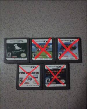 Juegos De Nintendo Ds Usados