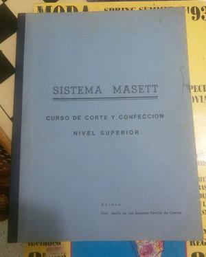 Libro De Corte Y Confección Profesional