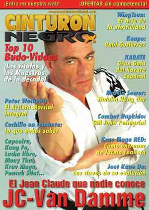 Lote De 22 Revistas Cinturón Negro