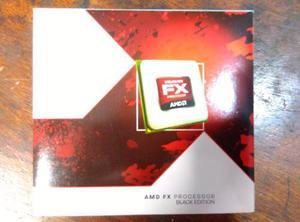 Procesador Amd Fx  Black Edition, Six-core, Socket Am3+