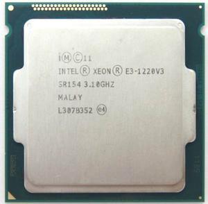 Procesador Intel Xeon Ev3 3.1 Ghz 8mb L3 Cache Lga